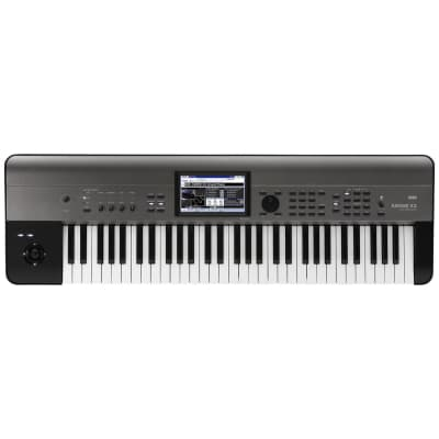 Korg KROMEEX61 Krome with New Sounds and PCM