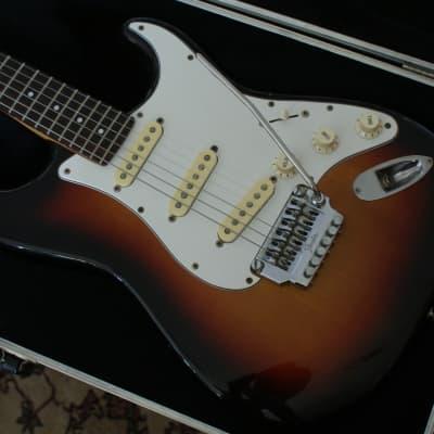 Fender  Contemporary A Series Stratocaster '85-'86 Circa 3 Color Sunburst W/Fender Sys One Tremolo for sale