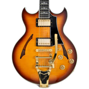 Epiphone Limited Edition Johnny A Signature Outfit Sunset Glow