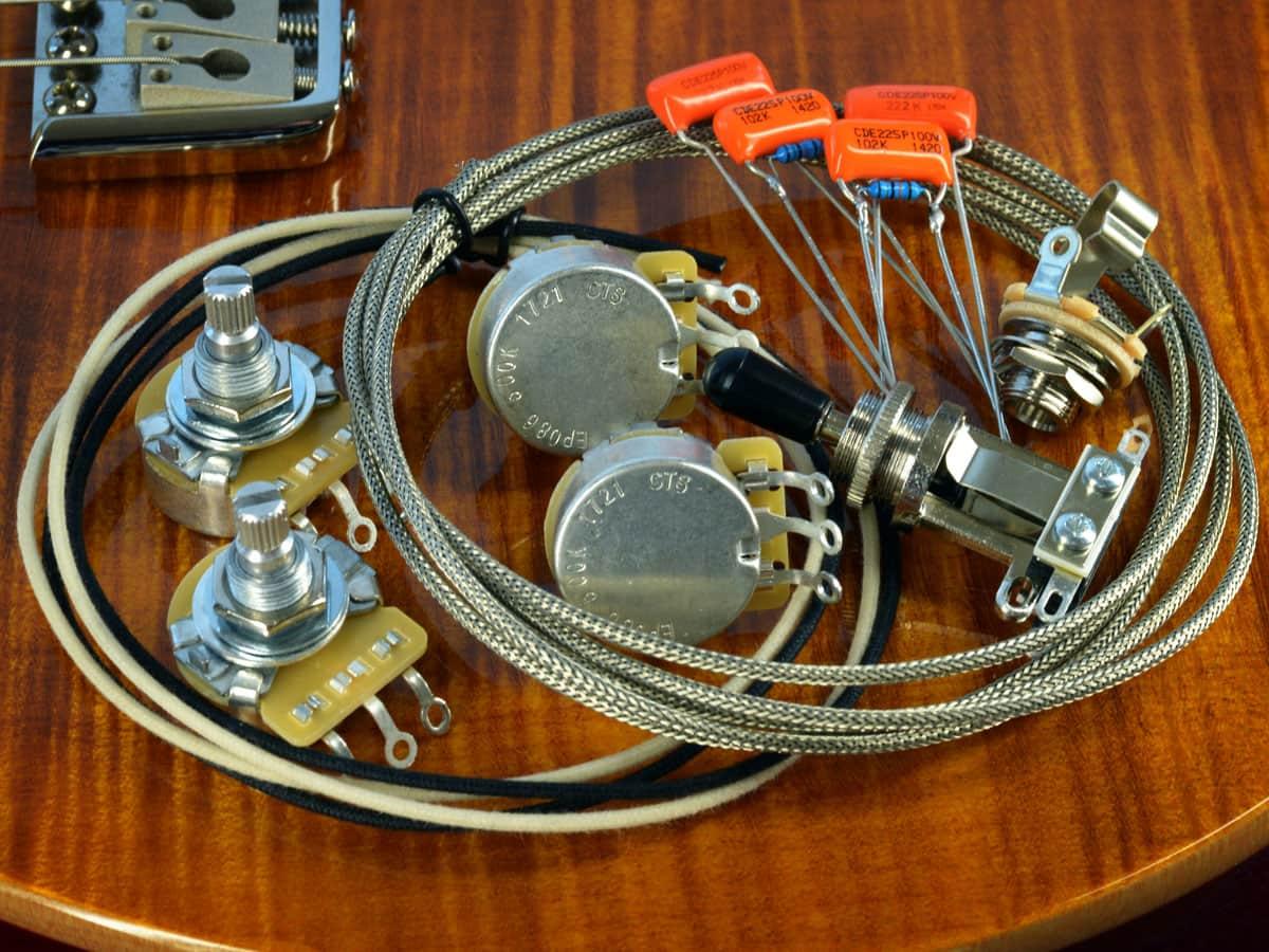 Prs Zach Myers Wiring Diagram And Schematics Harness Se 245 Essentials Split Coil Kit