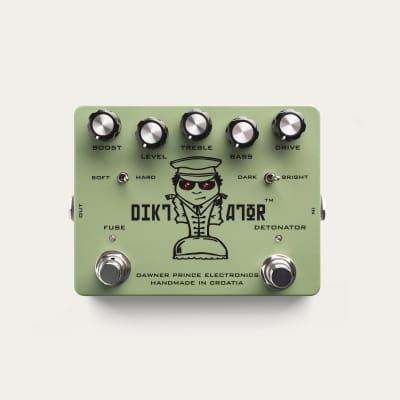 Dawner Prince Electronics Diktator Preamp/OD/Distortion for sale