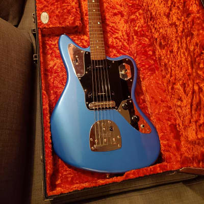 Warmoth Jaguar Custom Lake Placid Blue for sale
