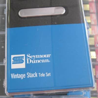 Seymour Duncan Vintage Stack Tele Set STK-T3b STK-T1n image