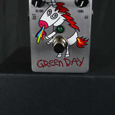 MXR Dookie Drive V3 2020 Green Day Overdrive Pedal