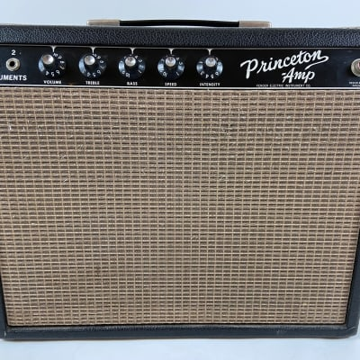 Fender Princeton 1964 Black for sale