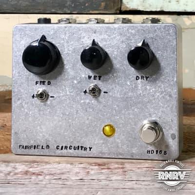 Fairfield Circuitry Hors d'Oeuvre? - Active Feedback Loop