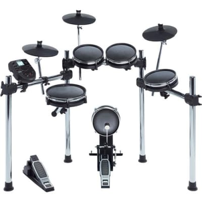 Alesis Surge Mesh 8-Piece Electronic Drum Kit with Heads