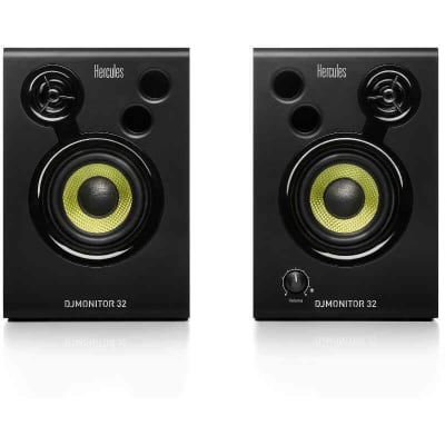Hercules DJ DJMonitor 32 Active Studio Monitors