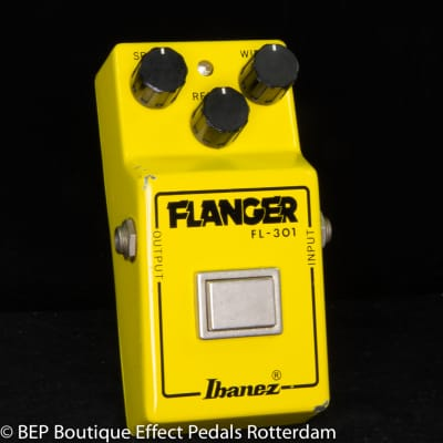 Ibanez FL-301 Flanger Narrow Box Version 2 1979 Japan
