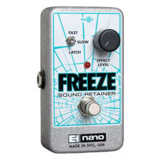 Electro Harmonix Freeze Sound Retainer Effects Pedal