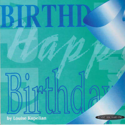 "Summy-Birchard ""Happy Birthday to You Theme and Variations"" Piano Solo"