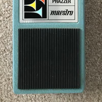 Maestro Fuzz Phazzer FP-2 (1973) Blue/Green for sale