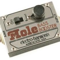 Electro-Harmonix Mole Bass Booster 1970s Metal image