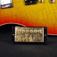 Gibson Gold  Humbucker Pickup Circa 1970s with Platic still on