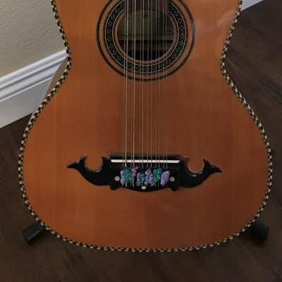 Lonestar Bravo Baja Sexto 12-String Acoustic-Electric (2010s?) Natural for sale