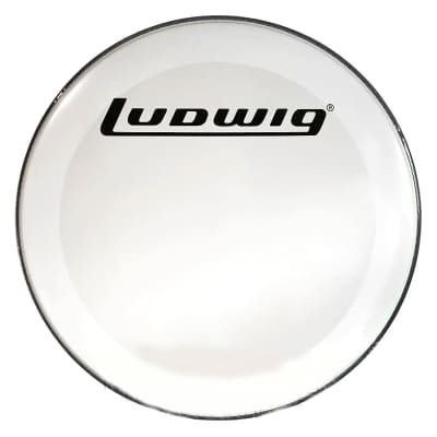 "Ludwig LW1224P3 Powerstroke 3 24"" Smooth Resonant Bass Drum Head"
