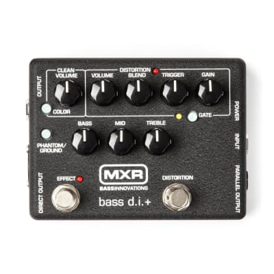 MXR Bass D.I+ Effect Pedal for sale