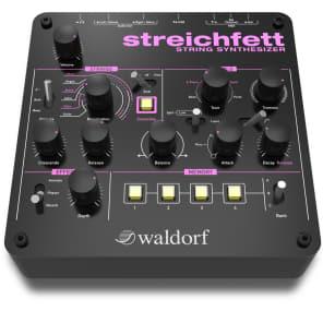 Waldorf - Streichfett: String Synthesizer Module