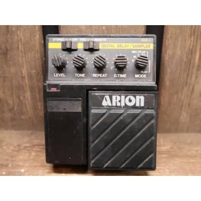Arion DDS-1 Digital Delay / Sampler (rare, s/n 726313, made in Japan) for sale