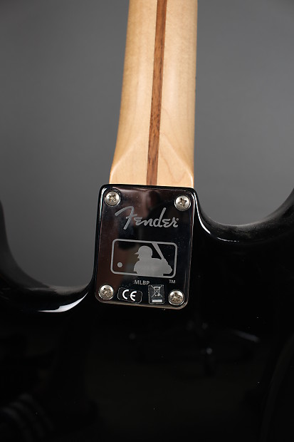 Peavey MLB Baseball Los Angeles Angels Electric Or Acoustic Guitar Leather Strap