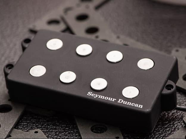 seymour duncan smb 4d music man black electric bass guitar reverb. Black Bedroom Furniture Sets. Home Design Ideas