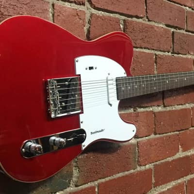 Jansen Beatmaster Candy Apple Red Reissue - 2017 for sale