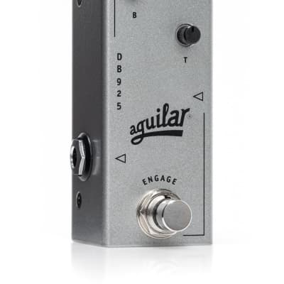 Aguilar Aguilar DB925 MICRO PEDALES - MICRO PEDAL BOOST 2020 grey for sale