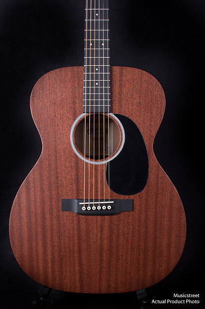 martin 000rs1 road series acoustic with solid sapele back and reverb. Black Bedroom Furniture Sets. Home Design Ideas