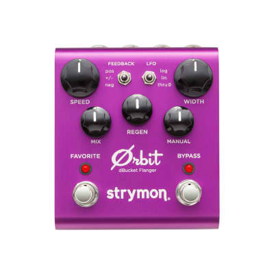 Strymon Orbit dBucket Flanger Pedal USED