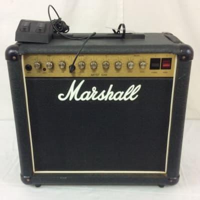 """Marshall Artist Model 4203 Split-Channel 30-Watt 1x12"""" Hybrid Guitar Combo"""