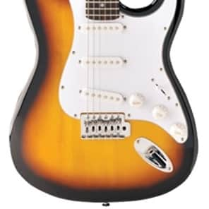 Jay Turser 300 Series Electric Guitar, Tobacco Sunburst for sale