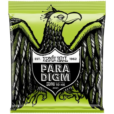 Ernie Ball Paradigm Regular Slinky Electric 2021 .010-.046