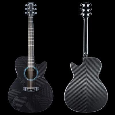 RainSong Black Ice Series BI-WS1000N2 WS, LR Baggs Element (855) for sale