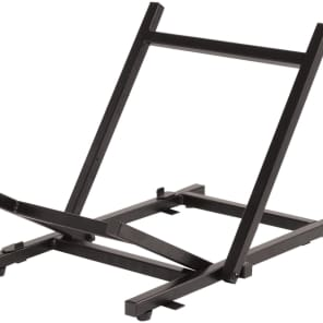 On-Stage RS4000 Folding Tiltback Small Amp Stand