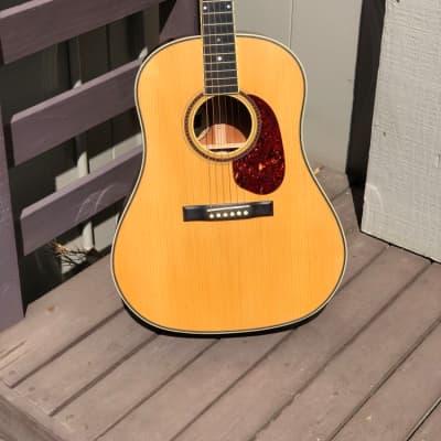 Guild Orpheum Slope Shoulder 14-Fret Acoustic Guitar Natural for sale