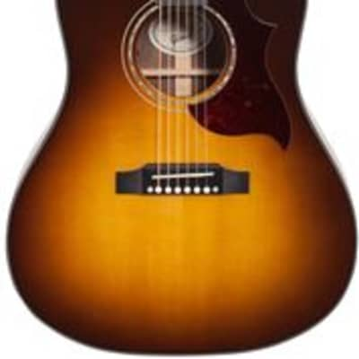 Gibson Hummingbird Walnut Modern Series Acoustic Electric Walnut Burst W/C