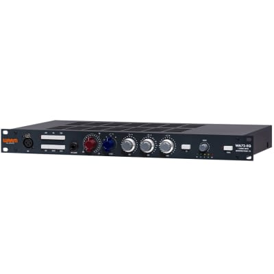 Warm Audio WA73-EQ Single-Channel 1073 Style Microphone Preamp and EQ