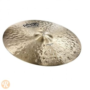 """Paiste 20"""" Masters Dark Ride Cymbal Traditional"""