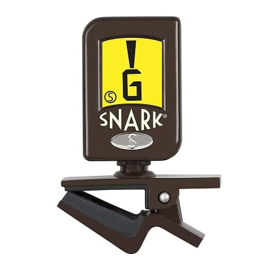 Snark N-6 Small But Mighty Napoleon Ukulele Clip-On Tuner