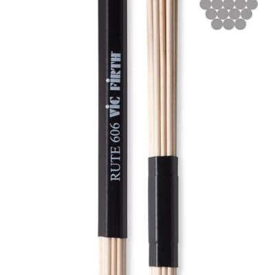 Vic Firth Rute 606 Dowel Drumsticks