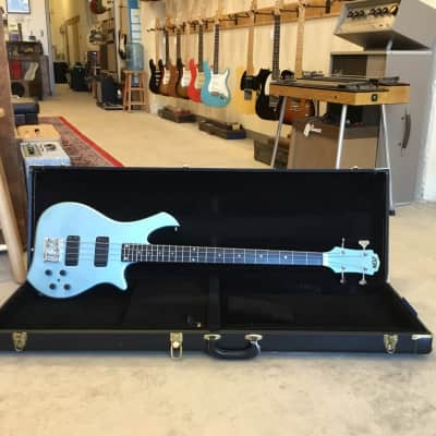 Zon  Legacy Elite II Ice Blue Metallic for sale