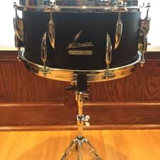 """Sonor Vintage Series 14"""" x 6.5"""" Snare Drum Vintage Onyx"""