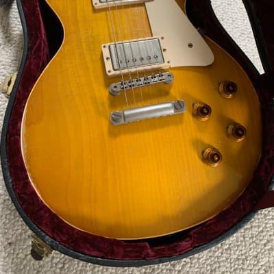 Gibson Les Paul R8 2009 Lemonburst