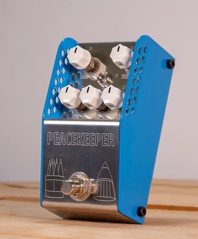 thorpy fx the peacekeeper low gain overdrive v2 guitar pedal reverb. Black Bedroom Furniture Sets. Home Design Ideas