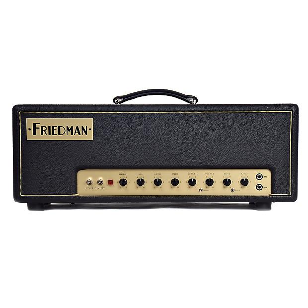 friedman small box 50w el34 amp head chicago music exchange reverb. Black Bedroom Furniture Sets. Home Design Ideas