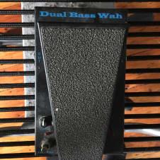 Morley Dual bass wah 2006 Black