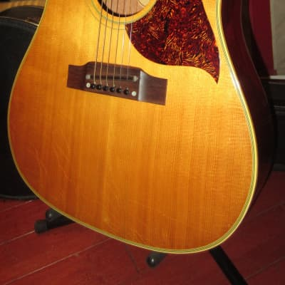 Vintage 1967 Gibson Country and Western Natural for sale