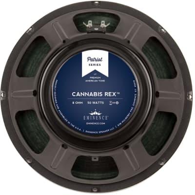 "Eminence Cannabis Rex 12""  8 ohm 50W Guitar Speaker"