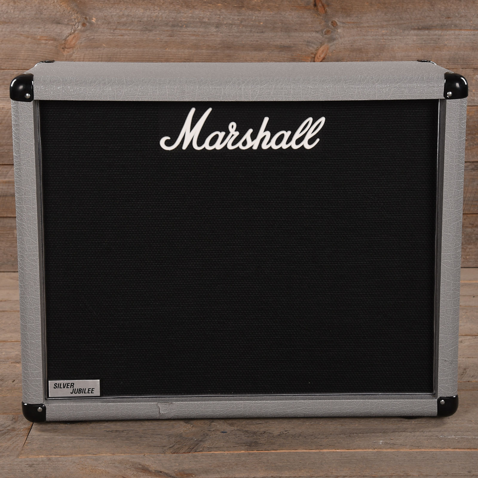 Marshall 50th Anniversary 2536 Silver Jubilee Reissue 2x12 Speaker Cabinet  USED