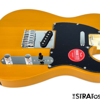 LOADED '19 Fender Squier Affinity Telecaster Tele BODY Parts Butterscotch Blonde